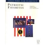 Patriotic Favorites for Clarinet