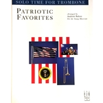 Patriotic Favorites for Trombone