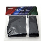 Hodge Silk Clarinet Swab, Black