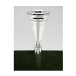 Bach 12 Silver-Plated French Horn Mouthpiece