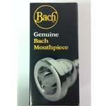 Bach 5G Large Shank Silver-Plated Trombone or Baritone Mouthpiece