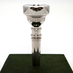 Bach 6C Silver-Plated Cornet Mouthpiece