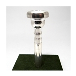 Bach 10.5CW Silver-Plated Trumpet Mouthpiece