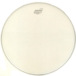 "Ludwig Ensemble 23"" White Timpani Head, Regular Collar"