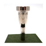 Bach Megatone Silver-Plated 7C Flugelhorn Mouthpiece