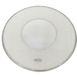 "Ludwig Weather Master Silver Dot 28"" Bass Drum Head, Heavy Clear"