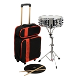 Ludwig LE2477RBR Snare Drum Kit