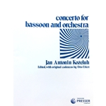 KOZELUH - Concerto for Bassoon and Orchestra (Piano Reduction)