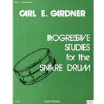 Progressive Studies for the Snare Drum - Book 2 Intermediate