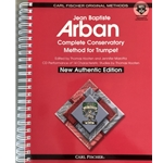 Arban Complete Conservatory Method for Trumpet - New Authentic Edition (spiral bound)