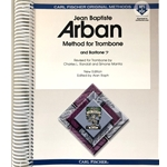 Arban Method for Trombone and Baritone B.C. (spiral bound)