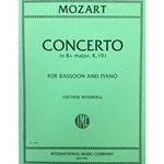 MOZART - Concerto in Bb Major K.191 for Bassoon & Piano