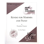 FRAZEUR - Rondo for Marimba & Piano