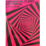 Fundamental Studies for Timpani
