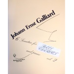 GALLIARD - Six Sonatas for Bass Clarinet & Piano, Volume 2