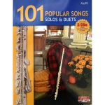 101 Popular Songs - Solos & Duets for Flute