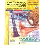 Yamaha Advantage Primer for Flute, Oboe or Keyboard Percussion