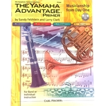Yamaha Advantage Primer for Alto or Baritone Saxophone