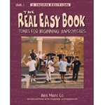 The Real Easy Book Volume 1 for Bb Instruments (Three Horn Edition)