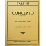 TARTINI - Concerto in D minor for Violin & Piano