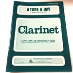 A Tune a Day - Clarinet, Book 1