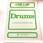 A Tune a Day - Drums, Book 1