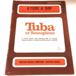 A Tune a Day - Tuba, Book 1