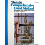 Belwin Comprehensive Band Method - Baritone Treble Clef, Book 1