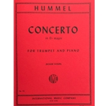 HUMMEL - Concerto in Eb Major for Trumpet & Piano