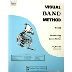 Visual Band Method - Drums, Book 2