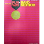 Fun Way Band Method - Baritone Bass Clef, Book 1