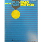 Fun Way Band Method - Drums & Auxiliary Percussion, Book 2