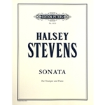 STEVENS - Sonata for Trumpet and Piano