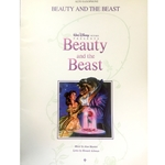 Beauty and the Beast for Alto Saxophone