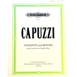 CAPUZZI - Andante and Rondo from Concerto for Double Bass (for Trombone, Euphonium or Tuba & Piano)