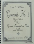 WILLIAMS - Concerto No. 2 for Tuba & Piano