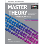 Master Theory Volume 1 Student Workbook (includes Books 1-3)