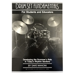 Drum Set Fundamentals (Book and CD)