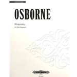 OSBORNE - Rhapsody for Bassoon