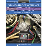 Standard of Excellence Enhanced (2nd Edition) - Timpani and Auxiliary Percussion, Book 2