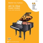Bastien New Traditions All-in-One Piano Course - Level 4A