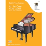 Bastien New Traditions All-in-One Piano Course - Level 4B