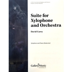 CAREY - Suite for Xylophone and Orchestra (Piano Reduction)