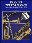 Premier Performance for Bass Clarinet, Book 1