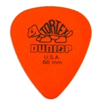 Dunlop Tortex Guitar Pick .60mm (single)