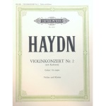 HAYDN - Violin Concerto No. 2 in G Major with Piano Accompaniment