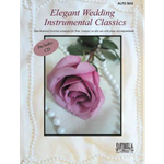 Elegant Wedding Instrumental Classics for Alto Sax (with CD)
