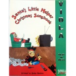Santa's Little Helper Christmas Songbook for Viola (no CD)