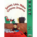 Santa's Little Helper Christmas Songbook for Bass (no CD)