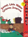 Santa's Little Helper Christmas Songbook for Clarinet (w/CD)